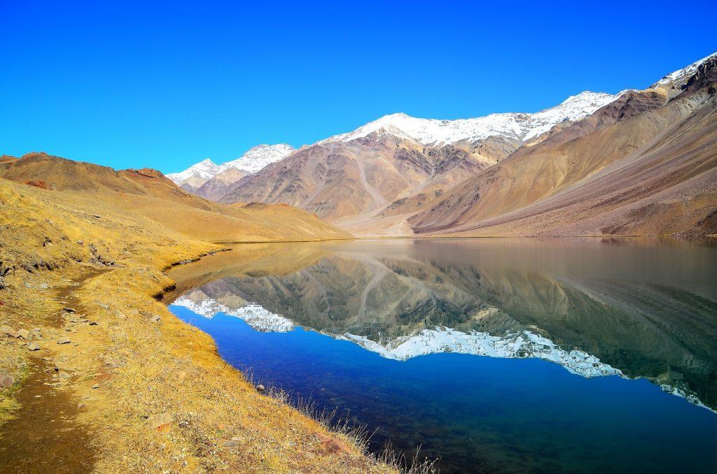 Chandrataal Lake, Spiti Valley, Himachal Pradesh