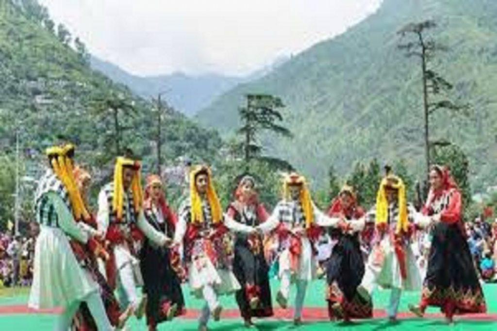 Himachal Folk Dance