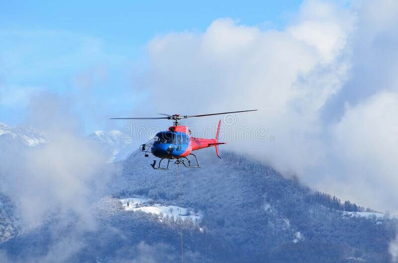 Himachal Helicopter Tour