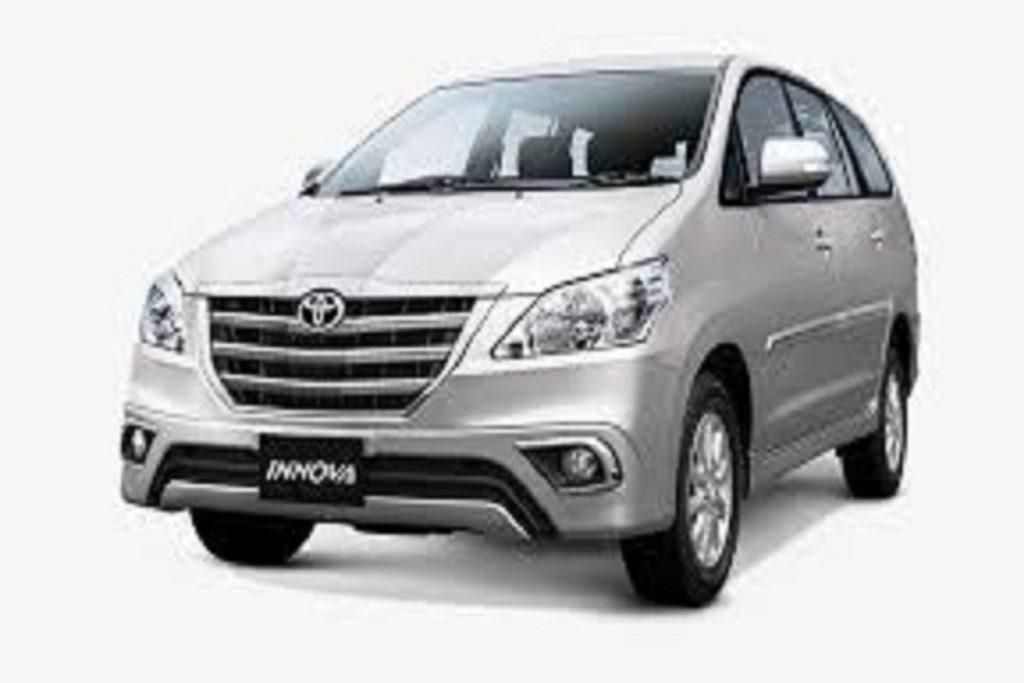 Innova Toyota 6+1 Cab