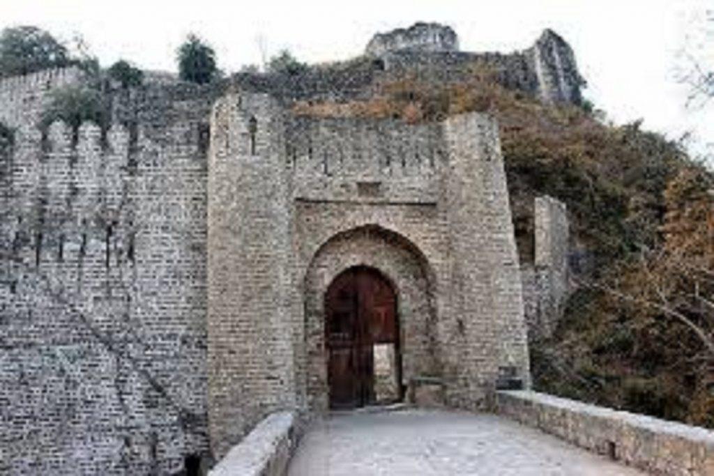Kangra Fort, Kangra, Himachal Pradesh