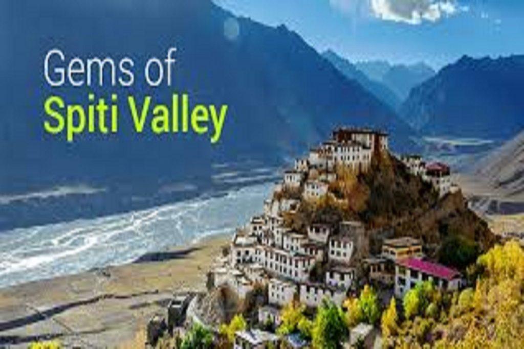 Kye Monastery, Kaza, Spiti Valley, Himachal Pradesh