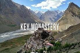 Kye Monastery Spiti Valley, Himachal Pradesh