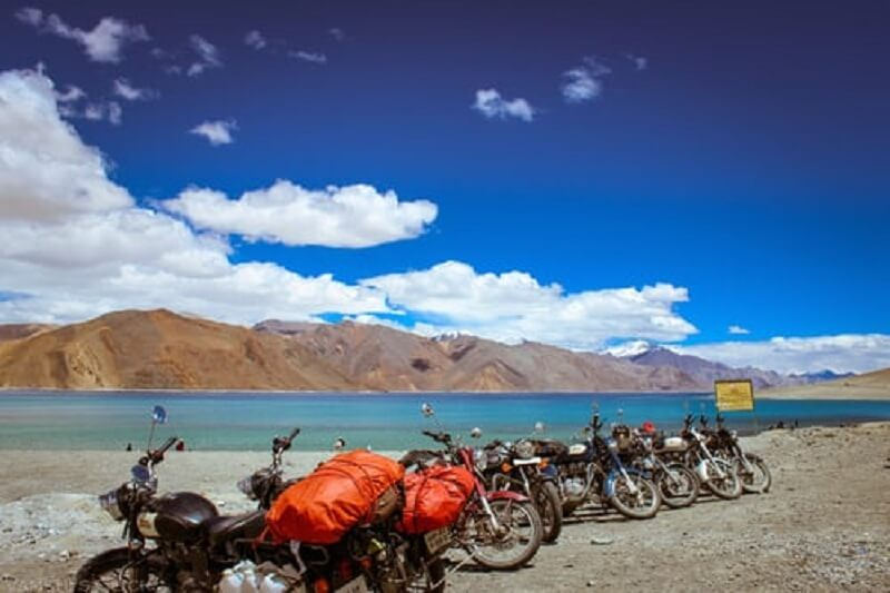 Ladakh Bikes Tour