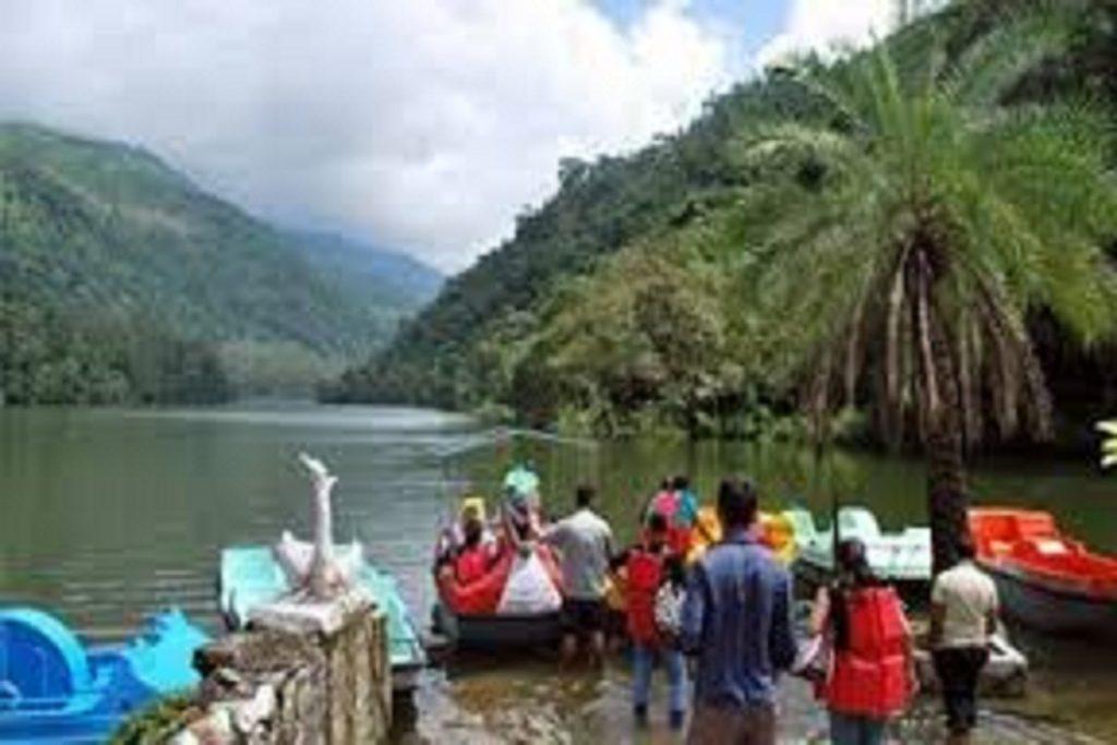 Nahan Lake, Himachal Pradesh
