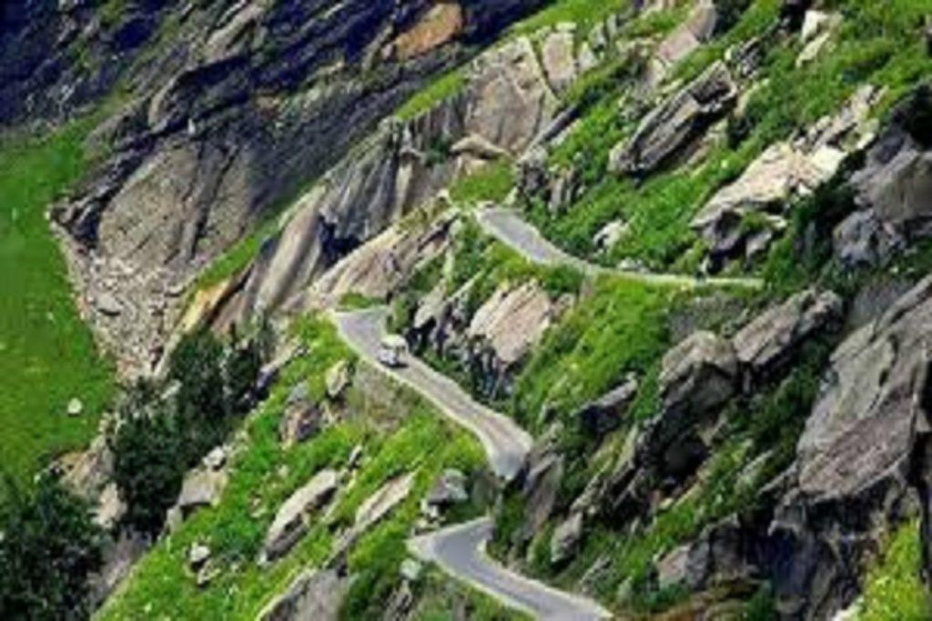 Rohtang Road, Manali