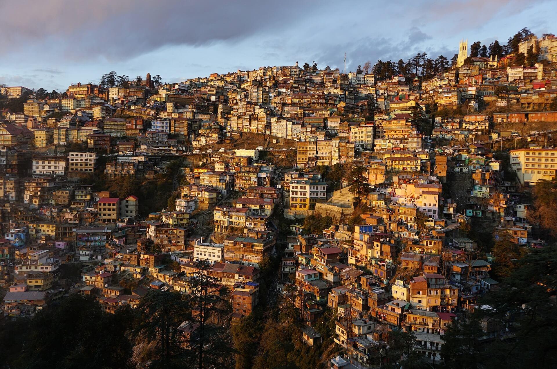 Shimla Travel Blog