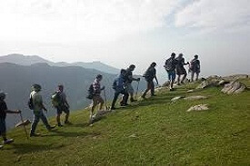 Mountain Trekking In Himachal