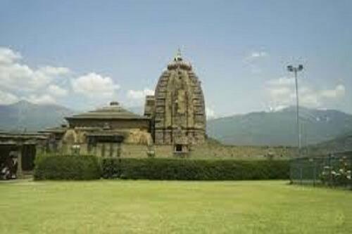 Baijnath Temple, Kangra