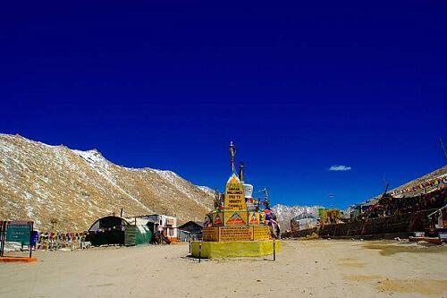 Changla Pass Ladakh