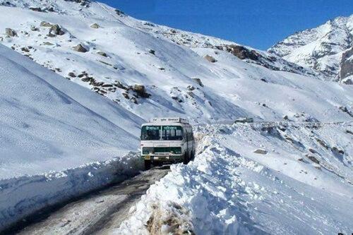 Changla Pass, Ladakh