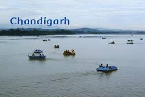 Sukhna Lake at Chandigarh