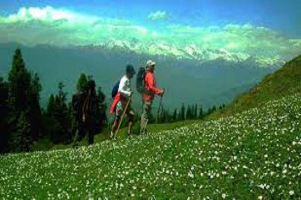 Chandi Hill, Mandi, Himachal Pradesh