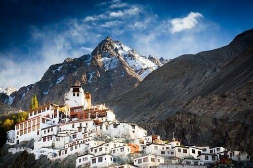Diksit Monastery, Ladakh