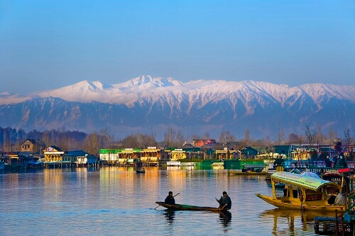 Heaven of Ladakh with Kashmir Tour