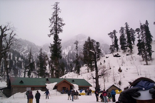 Himachal With Jammu Kashmir