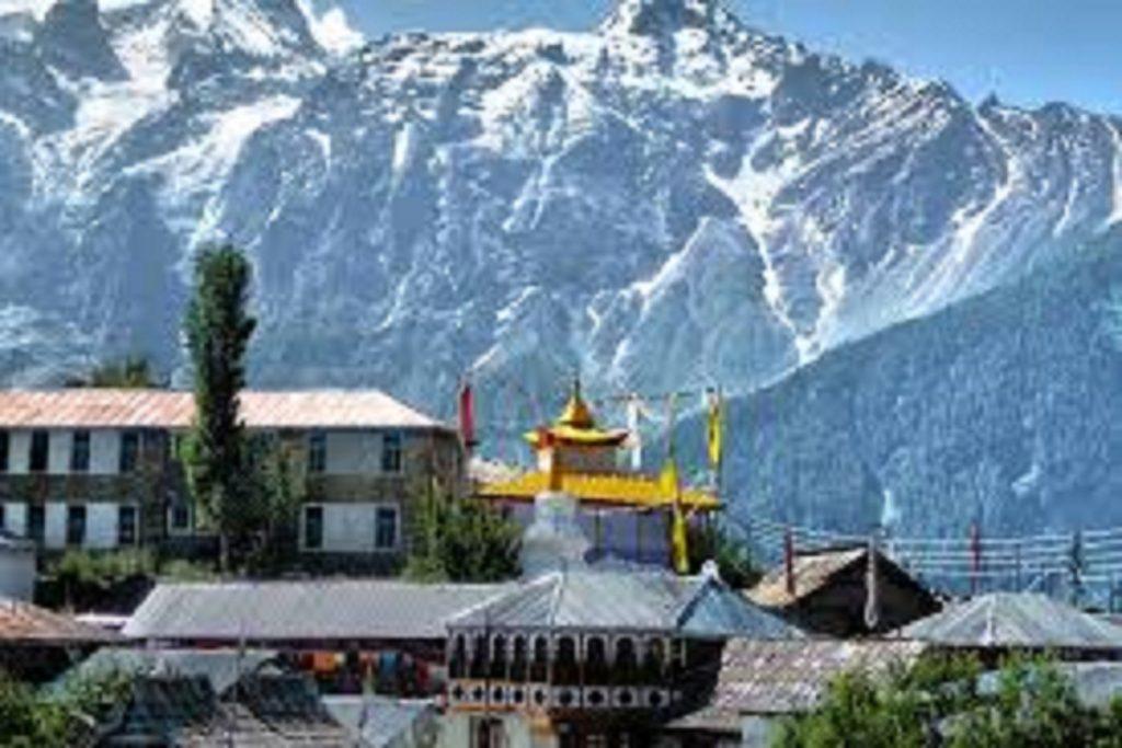 Kalpa, Kinnaur, Himachal Pradesh