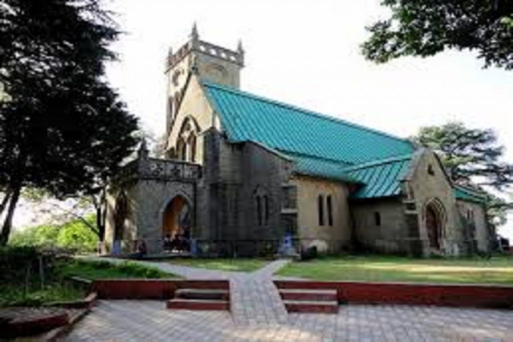 Kasauli Tourism Information