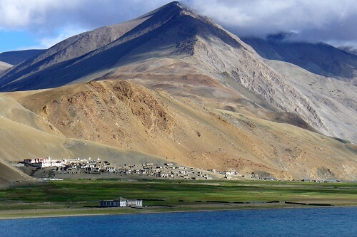 Korzok Village, Tso Moriri, Ladakh