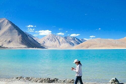 Ladakh, Pangong Lake