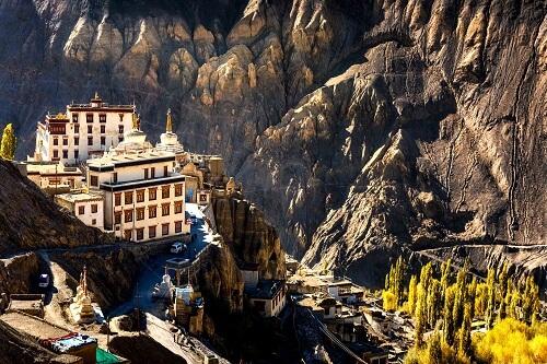 Lamayuru Monastery, Ladakh India