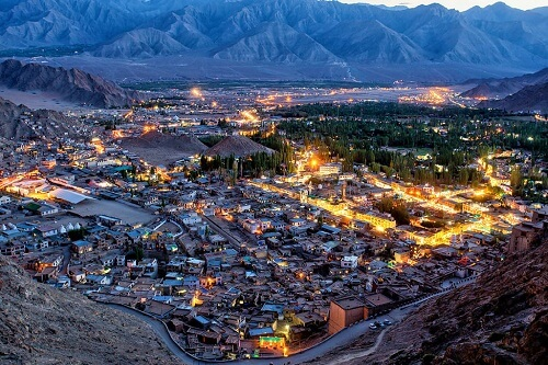 Panoramic Ladakh Tour Package
