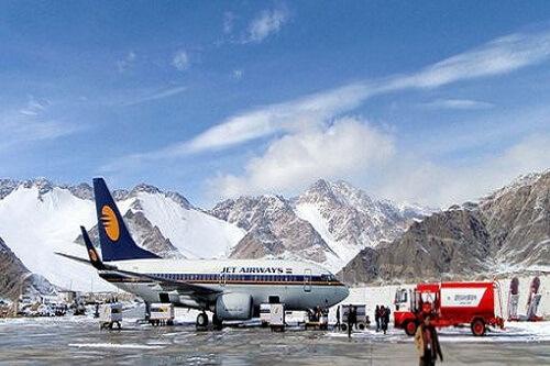 Leh Kushok Bakula Rimpochee Airport