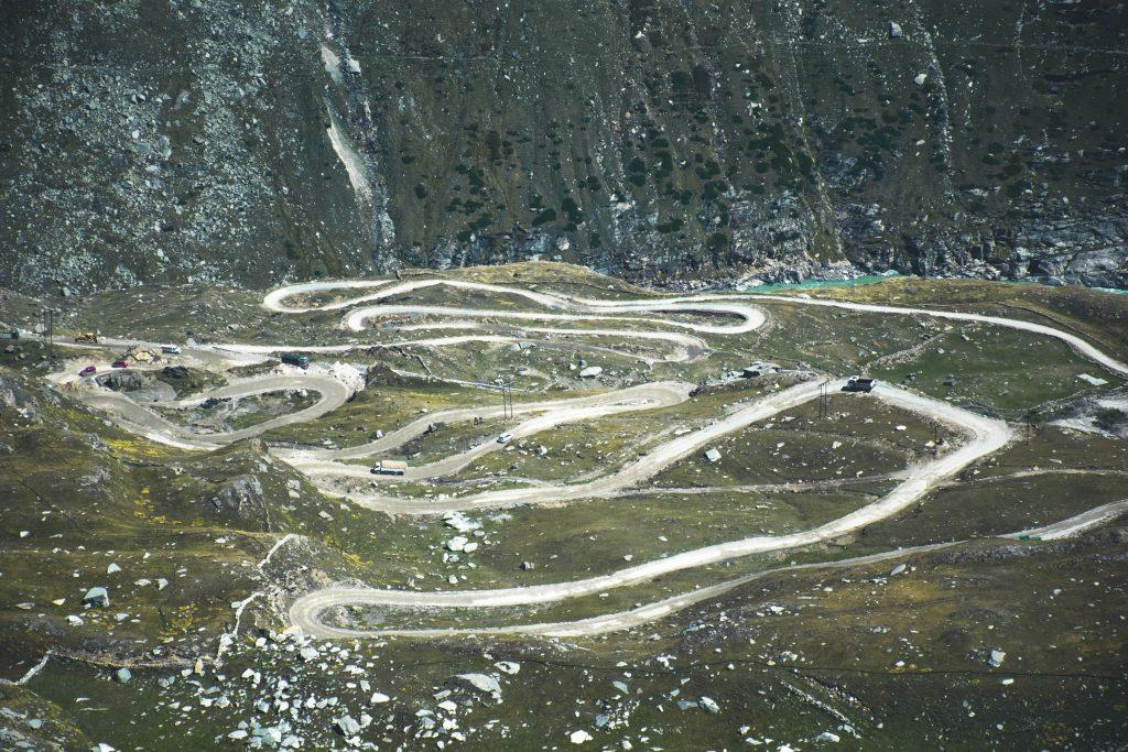 Leh Road, Himachal Pradesh