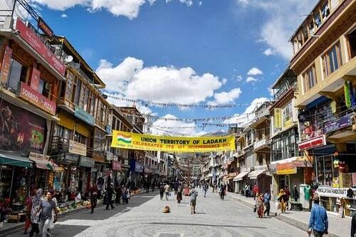Main Market, Leh
