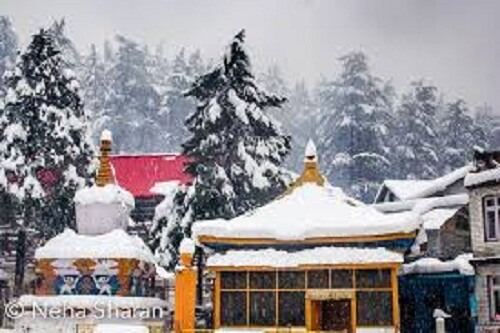 Shimla Manali With Agra Budget Tour Package