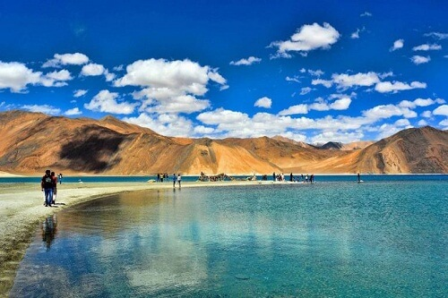 Pangong Lake Ladak
