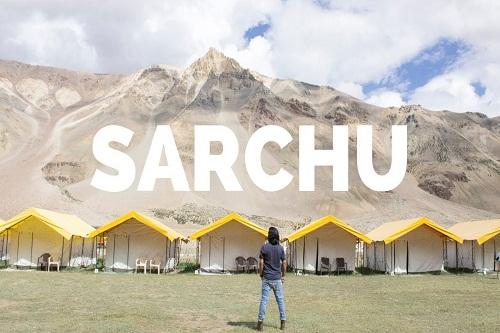 Sarchu, India