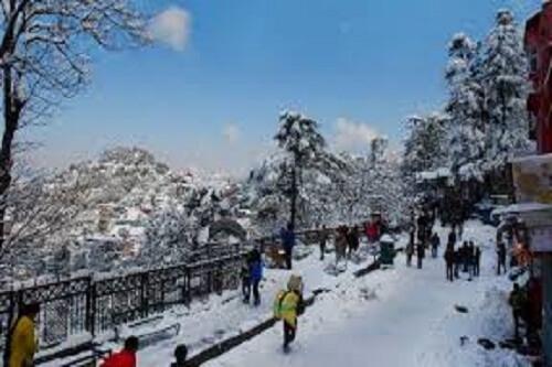Shimla With Katra Trip