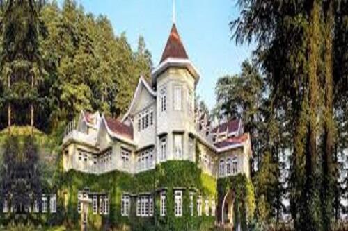 Wood Ville Palace, Shimla