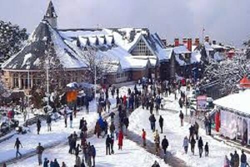Shimla Manali With Delhi Sightseeing Tour