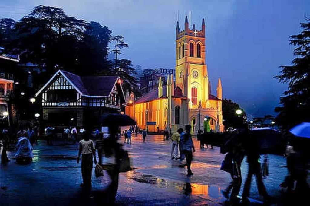 Shimla Tourism Information
