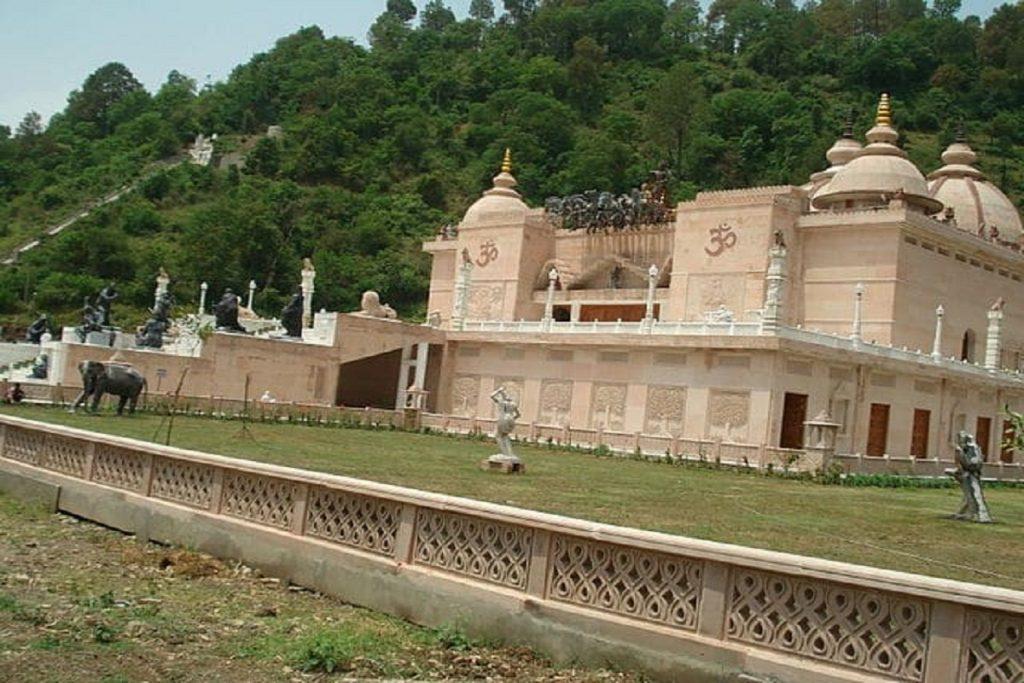 Solan Temple