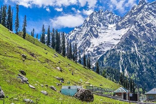 Sonmarg, Jammu & Kashmir
