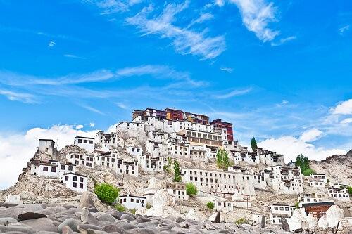 Thiksay Monastery, Leh, Ladakh