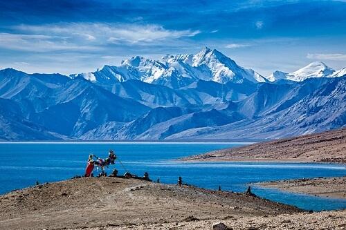 Tso Moriri Lake Ladakh