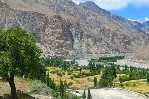 Turtuk Village Ladakh