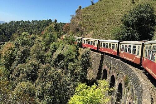 Shimla Manali Toy Train Tour Package