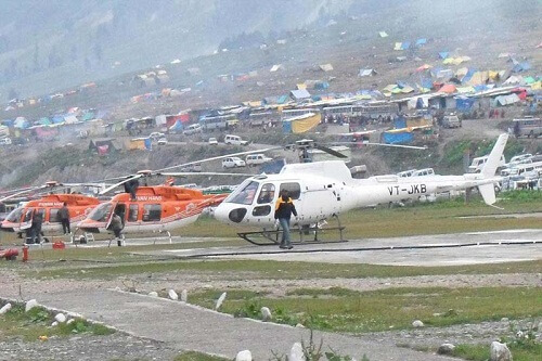 Manali Helicopter Tour Package