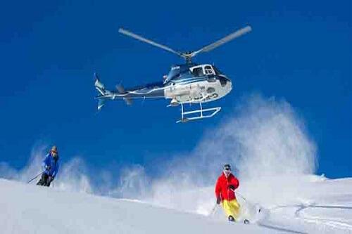 Shimla Manali Dharamshala Helicopter Travel