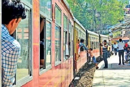 Shimla Toy Train Tour Package