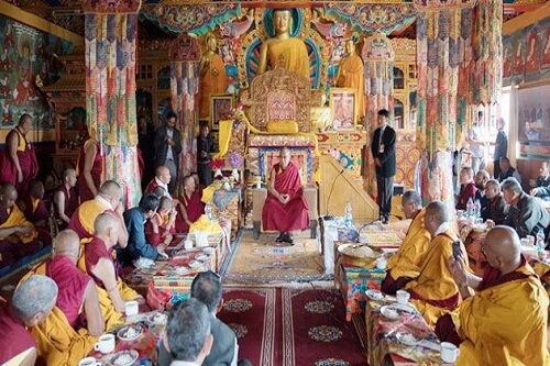 Dalai Lama Temple, Dharamshala