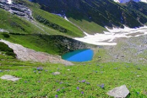 Beas Kund Trek From Manali