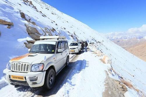 Changla Pass, World Second Highest Pass