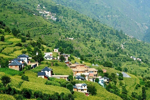 Dharamshala Himachal Pradesh, India