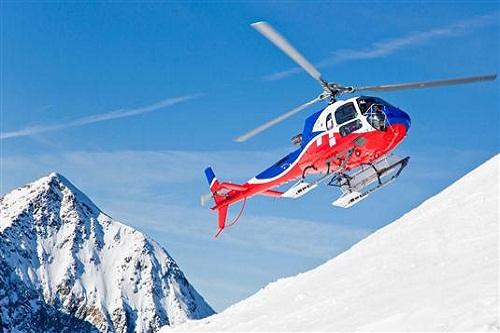 Shimla Manali Helicopter Tour